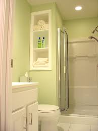 ideas small bathrooms shower sweet:  scenic modern bathroom ideas with cute sweet green and pink wall painting design full size