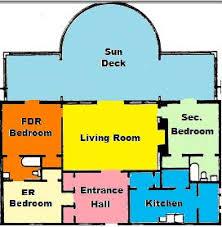 Whitehouse Floor PlanFile Little White House floor