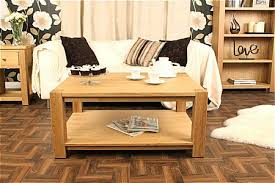 aston oak large coffee table by baumhaus baumhaus aston oak hidden
