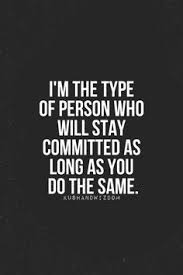 Commitment Love Quotes on Pinterest | Crush Sayings, Real ... via Relatably.com