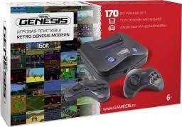 Купить <b>SEGA Retro</b> Genesis Modern + 170 игр из раздела ...