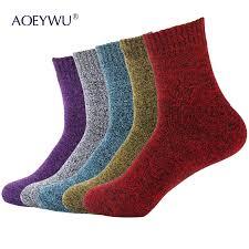 5Pairs/Lot Eur36 42 Women <b>Fashion</b> Colorful Terry Socks <b>Winter</b> ...