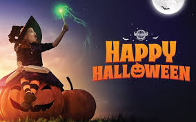 Happy Halloween - Dreamworld