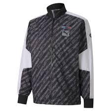 Олимпийка BMW MMS <b>Street Jacket</b> | Черный | Puma