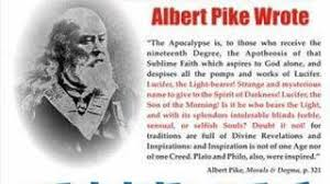 All comments on What Did Albert Pike Really Say? - YouTube