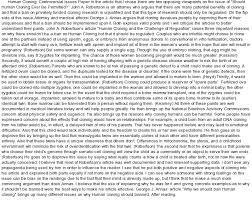 human cloning essay   custom essay writing service lt h  gt debate format human cloning  argument against at essaypedia com
