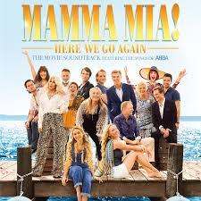Виниловая пластинка <b>OST</b> - <b>Mamma Mia</b>! Here We Go Again ...