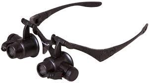 <b>Лупа</b>-<b>очки Levenhuk Zeno Vizor</b> G4 купить в интернет-магазине ...