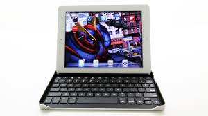 Logitech Keyboard <b>Case for iPad 2</b> Unboxing & Overview - YouTube