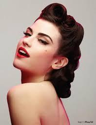 50s pin up makeup tutorial