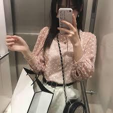 Mishow <b>2019</b> new short sleeve blouses white floral <b>V neck</b> shirts ...