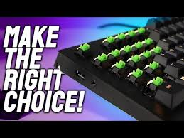 <b>ASUS ROG</b> Strix Flare — обзор игровой <b>клавиатуры</b> - YouTube