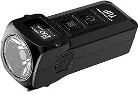 <b>Nitecore</b> FL-NITE-<b>Tup</b>-BK Keyring Torch, Black, One Size: Amazon ...