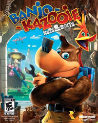 Banjo Kazooie Nuts & Bolts RGH Español Xbox 360 [Mega+] Xbox Ps3 Pc Xbox360 Wii Nintendo Mac Linux
