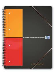 <b>Бизнес</b>-тетрадь International MeetingBook A4+ 80л клетка папка с ...