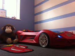 furniture bedroom captivating design ideas of boys car bed with kids sets amazing red color car themed bedroom furniture