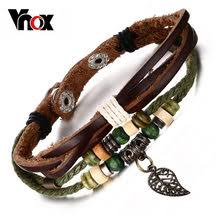 The Leather Anchor Bracelet Promotion-Shop <b>for</b> Promotional The ...