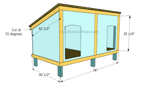 images about Doghouse diy on Pinterest   Dog Houses  Dog       images about Doghouse diy on Pinterest   Dog Houses  Dog House Plans and Insulated Dog Houses