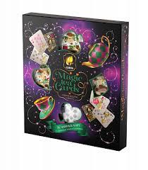 """<b>Чай Curtis</b> """"Magic Tea Cards"""", <b>ассорти</b>, 36 пакетиков купить по ..."""