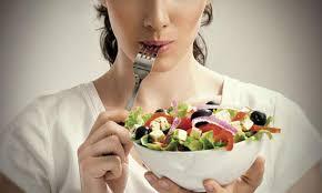 No evites comer