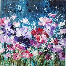 """<b>Картина Flower Garden</b>, коллекция """"Цветник"""", ручная работа 100 ..."""