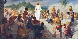 Resultado de imagem para jesus cristo nas americas