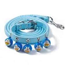 2019 Adjustable 1.0 <b>PU Dog</b> Collars <b>Pet</b> Collars With Bells Charm ...