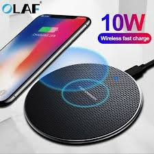<b>Olaf 10W Fast Wireless</b> Charger For Samsung, Apple, For All ...