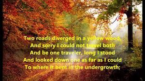 the road not taken song poem robert frost words sing along song the road not taken song poem robert frost words sing along song songs
