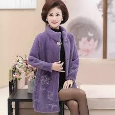 2019 <b>Autumn</b> Winter Women Korean Elegant Cardigan Mid Long ...
