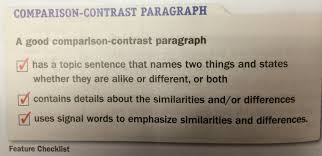 writing comparison contrast paragraphs writing your hatshepsut and ramses ii comparison contrast paragraph now that you have examined a couple of examples and understand the essential elements of