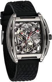 CIGA Design Titanium Automatic Mechanical Watch ... - Amazon.com