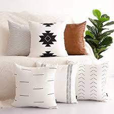 HOMFINER Decorative Throw Pillow Covers for ... - Amazon.com