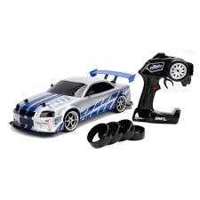Jada Toys - Fast and Furious 1:10 <b>Drift</b> R/C- Nissan <b>Skyline</b> GT-R ...