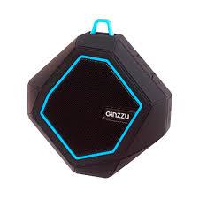 <b>Колонка ginzzu</b> bluetooth <b>gm</b>-<b>871b</b> 6w/tf/aux/fm/waterproof-ipx4 ...