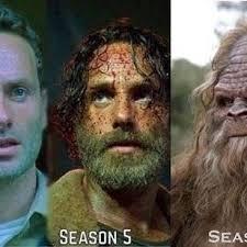 32 Hilarious 'Walking Dead' Memes From Season 5 from Dashiell ... via Relatably.com