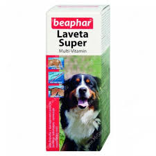 <b>Витамины Beaphar Laveta</b> super - Интернет-зоомагазин Мистер ...