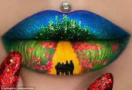 Image result for what is lip art