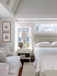 Traditional Bedroom Colors Reflective Colors And Fabrics Make The Master Bedroom Light And