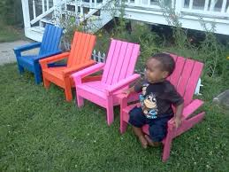 4 bright little adirondack chairs buy pallet furniture 4