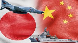 Image result for japan china fight
