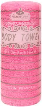 <b>Массажная мочалка для тела</b> средней жесткости Body Towel ...