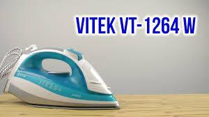 Распаковка <b>VITEK VT</b>-<b>1264 W</b> - YouTube