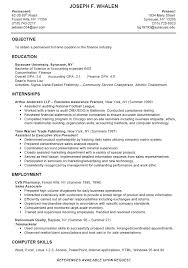 First Job Resume Example  Resume Writing with no Experience JFC CZ as College Internship Resume Samples