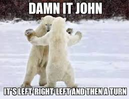 Damn it john - polarbear meme | Funny Dirty Adult Jokes, Memes ... via Relatably.com