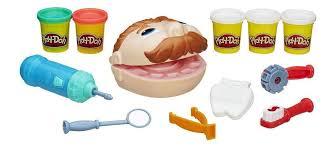 Купить <b>набор для лепки из</b> пластилина play-doh мистер зубастик ...