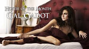 Hottie of the Month - Gal Gadot (2017) HD - YouTube