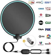 All-New 2020 Indoor HDTV Digital Antenna 4K HD ... - Amazon.com