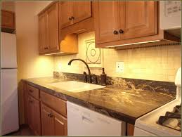 Under Cabinet Kitchen Light How To Wire Led Lights Under Kitchen Cabinets Best Kitchen
