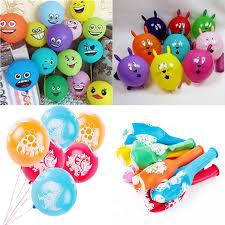 10PCS <b>Screw Twisted</b> Latex <b>Balloon</b> Multi color Spiral Long ...